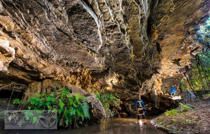 Caverna Janelão - Minas Gerais - Vale do Peruaçu